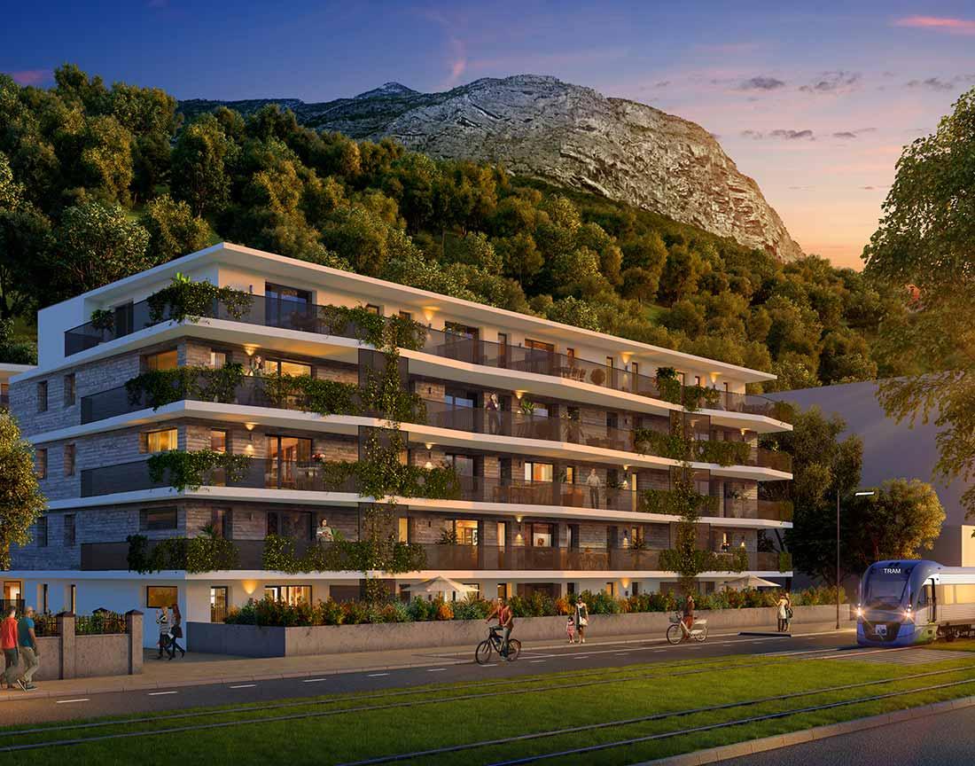 Grenoble-Saint Martin le Vinoux - 38