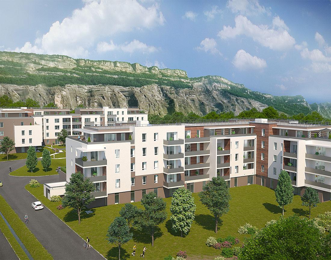 Grenoble - Meylan - 38