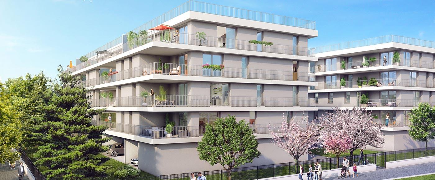 Programme immobilier pinel bordeaux pessac 33 for Appartement bordeaux pessac