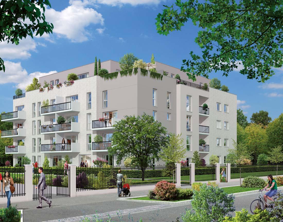 Programme immobilier pinel rouen saint l ger du bourg for Programme immobilier rouen